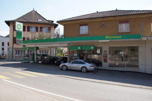 Garage d'Oron